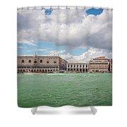 Venice Panorama Shower Curtain