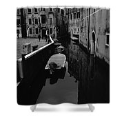 Venice View Shower Curtain