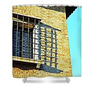 Venice Window Shower Curtain