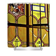 Ventana Shower Curtain