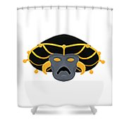 Vento Shower Curtain