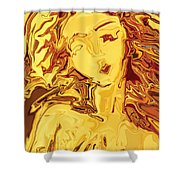Venus 2008 Shower Curtain