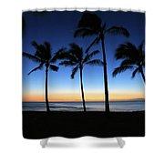 Venus At Sunset Shower Curtain