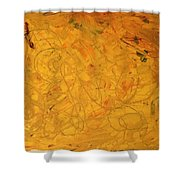 Venus Thermal Inertie Shower Curtain