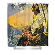 Veracruz Mexico Shower Curtain