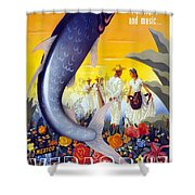 Veracruz  Shower Curtain