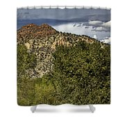 Verde Canyon Shower Curtain