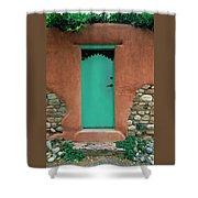 Verde Way Shower Curtain