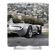 Veritas Rs IIi Shower Curtain