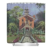 Vermilion Institute - Hayesville Ohio Shower Curtain