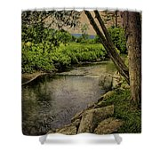 Vermont And Rural Beauty Shower Curtain