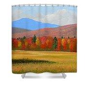 Vermont Haven Shower Curtain