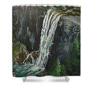 Vernal Shower Curtain