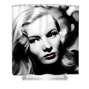 Veronica Lake Portrait #1 Shower Curtain
