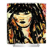 Veronica Shower Curtain