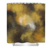 Versace Abstract-5 Shower Curtain