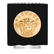 Versace Jewelry-1 Shower Curtain