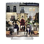 Versace Mansion South Beach Shower Curtain