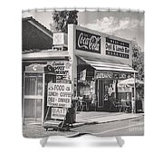 Guildford Wa. Deli And Lunch Bar  Shower Curtain