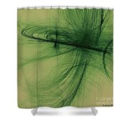 Vertigo Shower Curtain