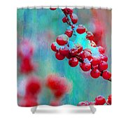 Very Berry Shower Curtain