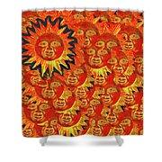 Very Sunny 2 Shower Curtain
