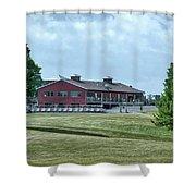 Vesper Hills Golf Club Tully New York 02 Shower Curtain