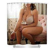 Viatropin The Human Thoughts Is An Super Shower Curtain