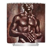 Victor Dreams Shower Curtain