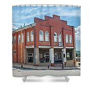 Victor Elks Lodge Shower Curtain