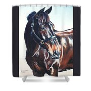 Victor Shower Curtain