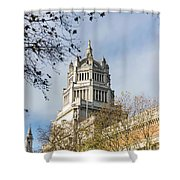 Victoria And Albert Museum London Shower Curtain