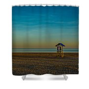 Victoria Beach Shower Curtain