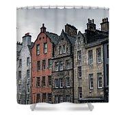Victoria Street Shower Curtain