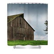 Victorian Barn  Shower Curtain