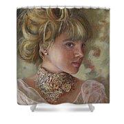 Victorian Beauty Shower Curtain