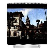 Victorian Era Hotel Shower Curtain