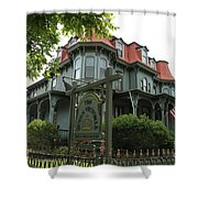 Victorian Guesthouse Shower Curtain