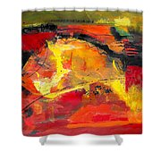 Victory And Rejuvenation Shower Curtain