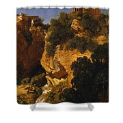 View At Tivoli Shower Curtain