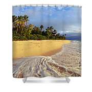 View Of Fiji Shower Curtain
