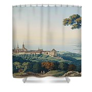 View Of Lucerne Shower Curtain