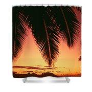View Of Tahiti Shower Curtain