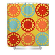 Viewmaster Shower Curtain