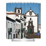 Vila Franca Do Campo, Azores Shower Curtain