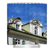 Villa Yagerhaus 5 Shower Curtain