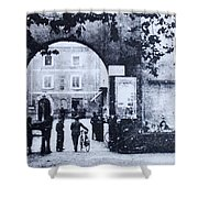 Villafranca Shower Curtain