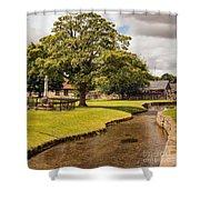 Village Green Shower Curtain
