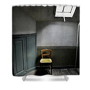 Vincent Van Gogh's Room Shower Curtain