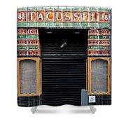 Vintage Bookshop 1 Shower Curtain